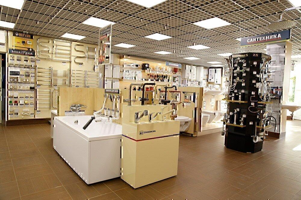 Магазины Сантехники Питер