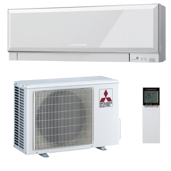 Сплит-система настенная Design Inverter (white) 2,5/3,2кВт, до 24кв.м., 0,70кВт/50Гц